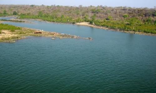 Indravati Lake