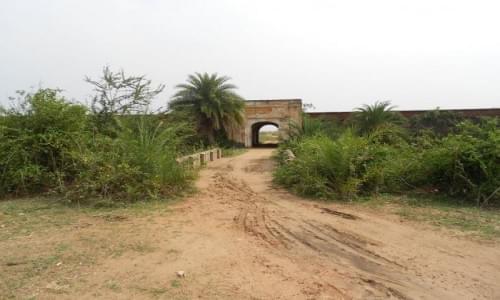 Potagarh Fort