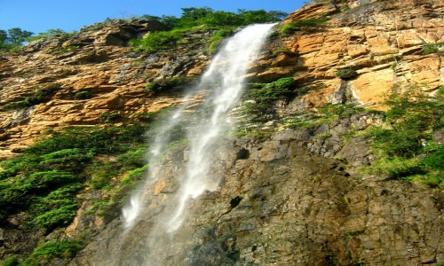 Khandadhar Waterfalls