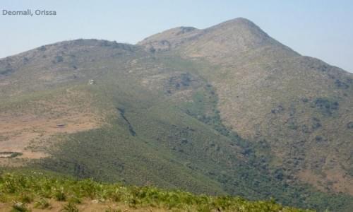 Deomali Hill