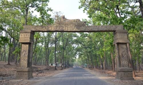 Achnakmar Wildlife Santuary