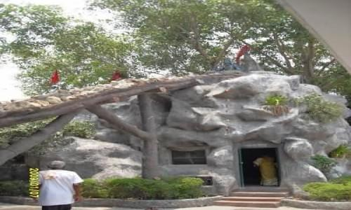 Sitamani Cave Temple