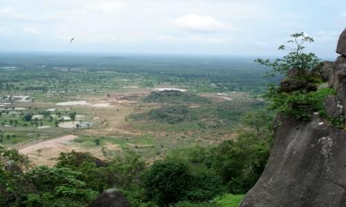 Choti Bamleshwari Temple