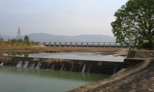 Kodar Dam