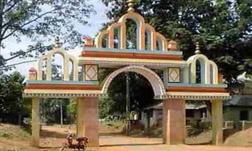 Mam Bhanje Temple