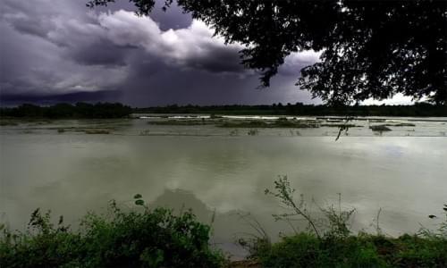Mahadevmandya River