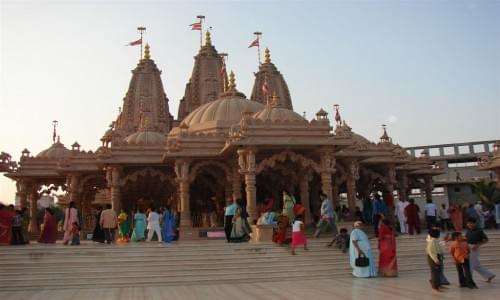 Swmi Narayan Temple