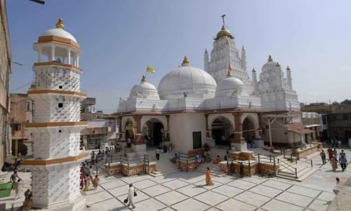 Dakor Temple