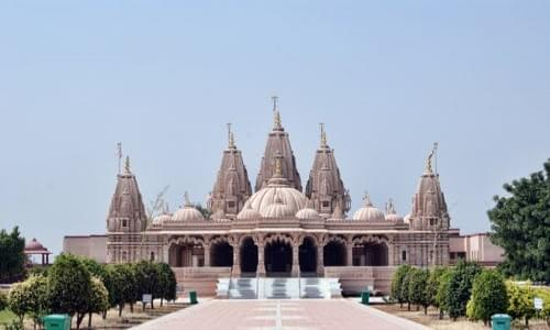 Aksharwadi Swaminarayana Temple
