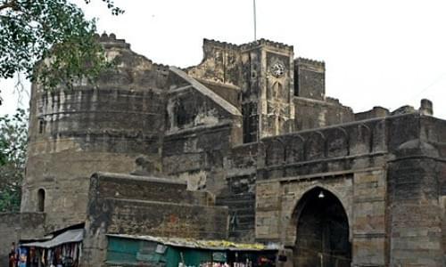 Fort of Bhadra