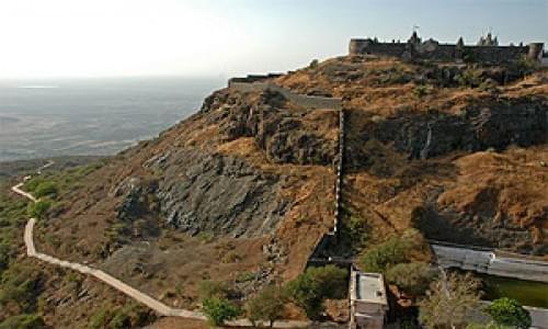 Palitana Shatrunjaya Hill