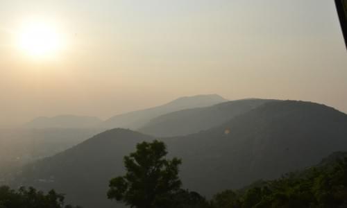 Kailash Hill Sunset