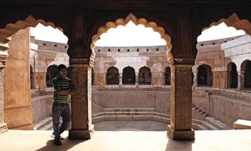 Faruknagar Fort