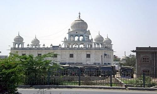 Manjhi Sahab Gurudwara