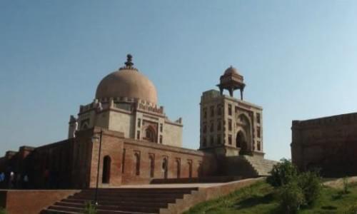 Tomb of Khwaza Khizr