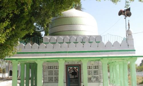 Tomb of Shah Wilayat