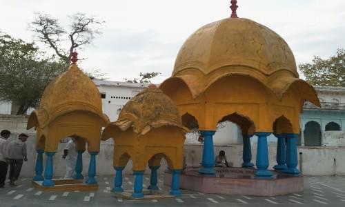 Bharat Milap Temple