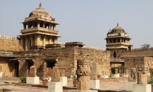 Gujari Mahal Archaelogical Museum