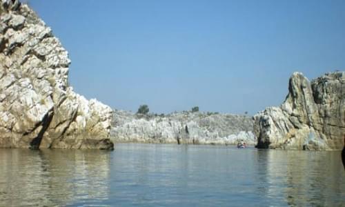 Marble Rocks at Bhedaghat