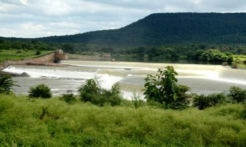 Gangau Dam