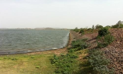 Beni Sagar Lake
