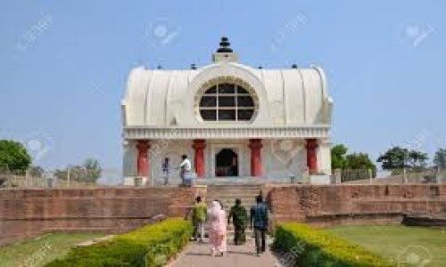 The Parinirvana Temple