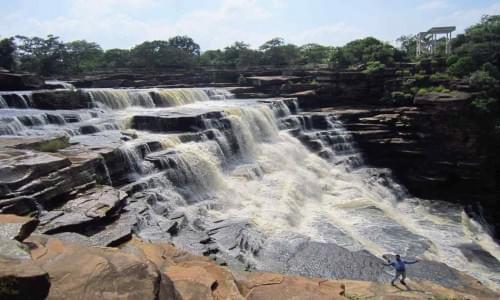 Rajdari Waterfall