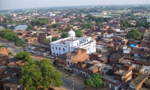 Mau City