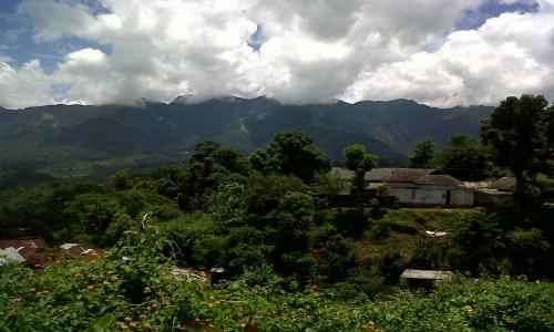 Haflong Hills