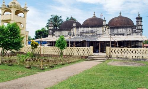 Rangamati Mosque