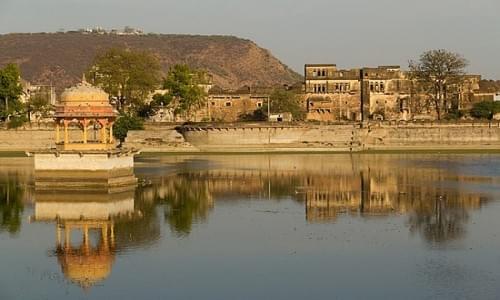 Nawal Sagar Lake
