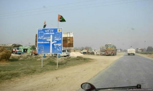 Road Trip To Nasirabad