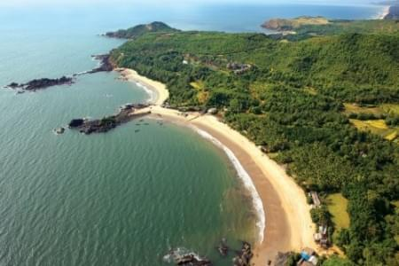 justwravel-Gokarna Beach