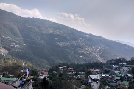 justwravel-Gangtok