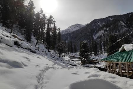 Grahan - A Spiritual Village in Parvati Valley - Justwravel Packages