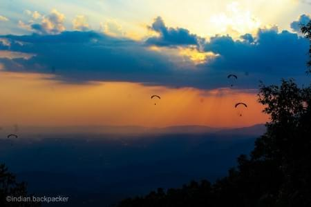 Paragliding and Trekking at Bir Billing package - Justwravel Packages