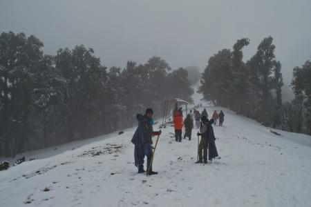 Trek to NagTibba - Justwravel Packages