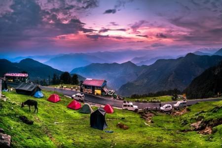 Uttarakhand Backpacking to Rishikesh Auli Kanatal - Justwravel Packages