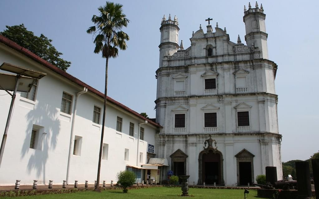 Church of St. Francis of Assisi South Goa