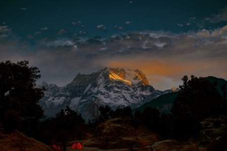Deoriatal Chandrashila Trek Christmas - Justwravel