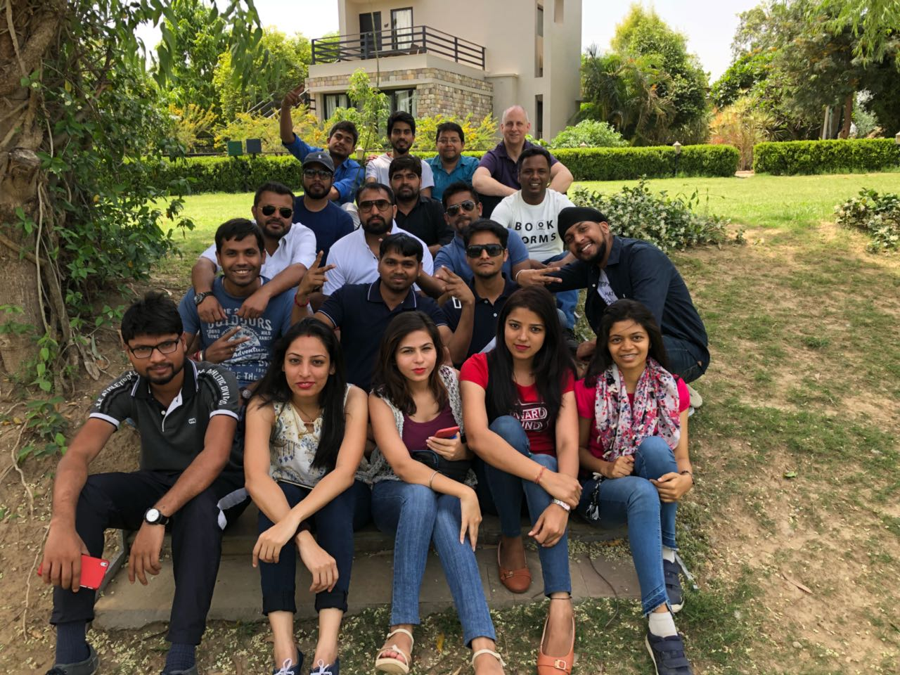Complete Group at Corbett
