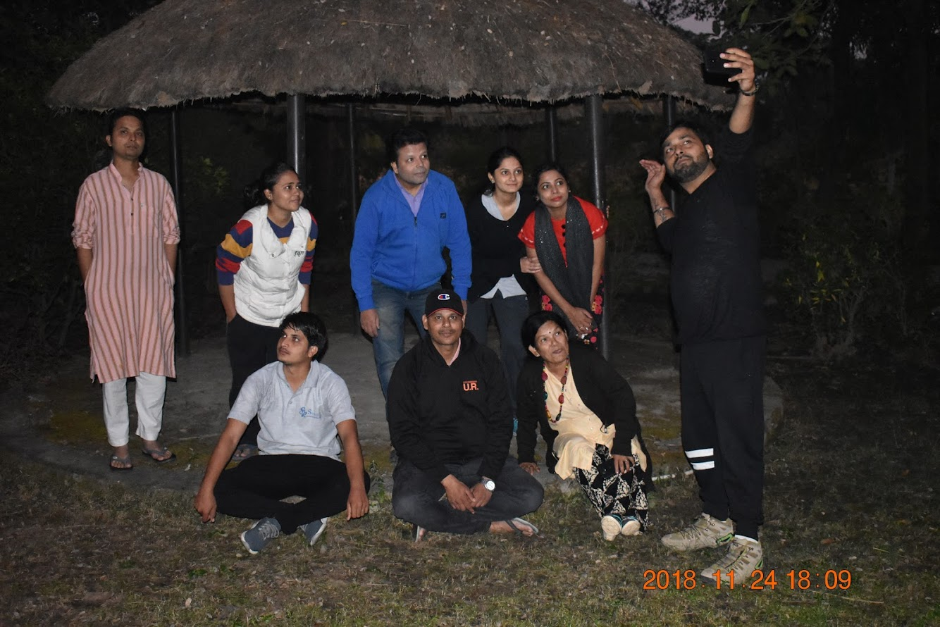 at the Property in Corbett