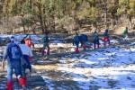 Group on Dayara Bugyal Trail
