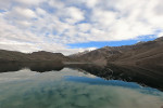 Chandrtal Lake Refelction