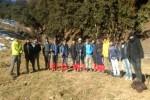 Group to Dayara Bugyal