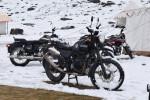 Sudden Snowstorn at Sarchu