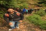 Trekking towards Parashar