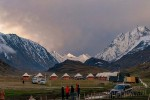 Camp Stay at Chandrataal Lake