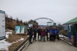 Group on Sandakphu Trail