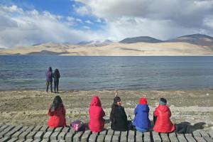 Tso-Moriri Lake